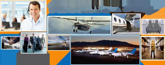 Technology, Logistics, Air Charter